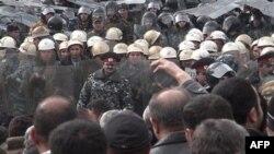 Ереван. Армения. 1 марта 2008 года
