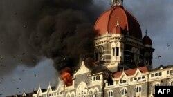 Tổ chức Lashkar-e-Taiba bị qui trách nhiệm thực hiện vụ khủng bố năm 2008 ở khách sạn Taj Mahal, Mumbai, giết chết 166 người