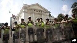 """A juicio de Maduro, la actual Asamblea Nacional """"ha cometido delitos graves contra el estado de derecho""""."""