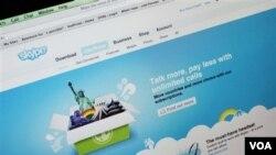 Skype creó una página en su portal que indica visualmente que servicios están interrumpidos y las soluciones.