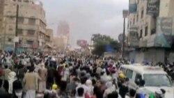 2011-09-19 粵語新聞: 也門軍隊在薩那衝突中打死20人