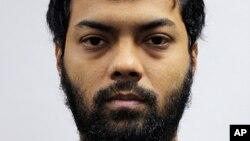 被新加坡法庭判处五年徒刑的米扎努尔曾于2016年5月31号出庭