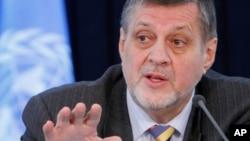 Jan Kubis, Intumwa idasanzwe ya ONU muri Iraki