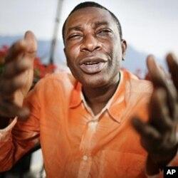 Senegalese singer Youssou N'Dour