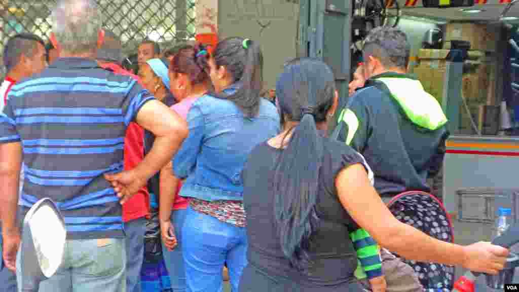 Según Jorge Giordani, exministro de Planificación del presidente Nicolás Maduro, la causa de la crisis que vive Venezuela se encuentra en la incapacidad para tomar decisiones tras la muerte de Chávez en marzo de 2013. [Foto: Álvaro Algarra, VOA]