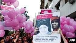 اعتراض زنان مراکش به قانون ازدواج متجاوز با قربانی