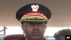 General Bosco Ntaganda líder do M23, uma força rebelde na República Democrática do Congo (Arquivo)