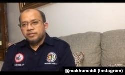 Ketua Tim Mitigasi PB IDI, Adib Khumaidi. (Foto courtesy: IG @makhumaidi)