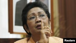 Mantan Menteri Kesehatan Indonesia Endang Rahayu Sedyaningsih tutup usia pada usia 57 tahun (Foto: dok)