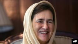 همسر رئیس جمهوری افغانستان برای کاهش اعتیاد فعالیت می کند