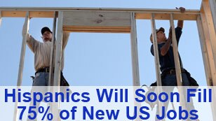 All About America Promo-Hispanic Job Growth