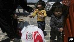 Conflitos geraram 44 milhões de refugiados em 2010