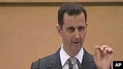 ဆီးရီးယားၿငိမ္းခ်မ္းေရးအတြက္ သမၼတ Al-Assad ႏုတ္ထြက္ဖို႔ ကန္လိုလား