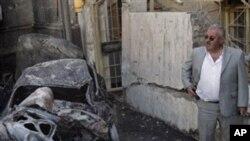 عراق: خودکش دھماکے میں تین افراد ہلاک
