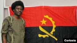 Desidério Nungulo, estudante angolano