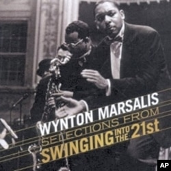 "Wynton Marsalis' ""Swinging Into the 21st"" CD"