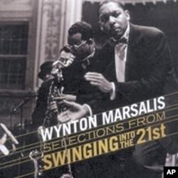 "Wynton Marsalis' ""Swinging Into the 21st"" CD"