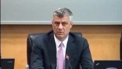 Takimi Thaçi - Dadiç javën e ardhëshme