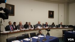 U.S. Congressmen Hear Testimony on Cambodia, Discuss Options for Further Sanctions