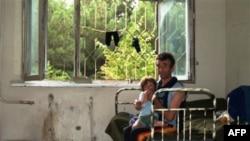 Gürcistan'da Yerli Mülteciler Kentlerden Çıkarılıyor