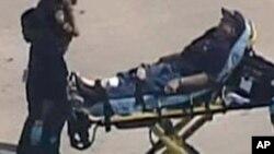 LeLone Star College à Houston, au Texas, avait déjà été le théâtre d'une autre attaque en janvier