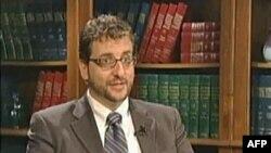 """Kreg Eron, predsednik organizacije """"Slobodna štampa""""."""