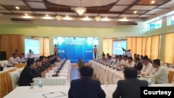 myanmar peace meeting with northern alliance