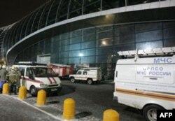 """Rossiyaning """"Domodedovo"""" aeroportida portlash, Medvedev ijrochilar jazolanadi, deydi"""