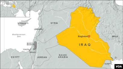 At Least 4 Killed in Iraq Blasts
