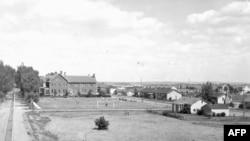 曾经是二战拘留营的部落联合技术学院