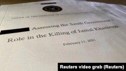 11 Şubat 2021 - ABD Ulusal İstihbarat Dairesi, Suudi gazeteci Cemal Kaşıkçı'nın 2018 yılı Ekim ayında İstanbul'da öldürülmesini incelediği raporunda Kaşıkçı'nın yakalanması ya da öldürülmesi planına onayı Suudi Veliaht Prensi Muhammed bin Selman'ın verdiği sonucuna vardı.