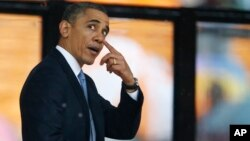 El presidente Barack Obama ha descendido en el índice de aprobación pública de su presidencia.