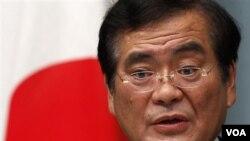 Menteri Perdagangan Jepang, Yoshio Hachiro mengundurkan diri hari Sabtu (10/9) setelah keliru berkomentar soal Fukushima.
