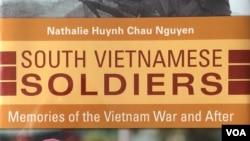South Vietnamese Soldiers: Memories of the Vietnam War and After, Phó Giáo Sư Nathalie Huỳnh Châu Nguyễn. (Ảnh: Bùi Văn Phú)