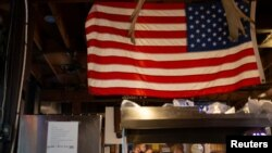 美国迈阿密市一家餐馆(路透社2020年8月31日)
