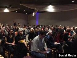 Зустріч з виборцями у Міннеаполісі