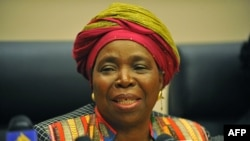 African Union Commission chair Nkosazana Dlamini-Zuma (AFP)