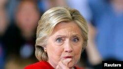 هیلري ویلي چې امریکا له افغانستان سره ده، خو هغوی بیا خپل امنیت په خپله وساتي