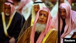 شیخ عبدالعزیز الشیخ مفتی اعظم عربستان سعودی - آرشیو