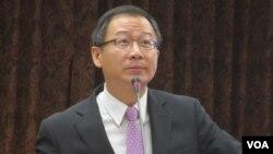 台灣在野黨國民黨立委吳志揚