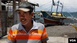 Ngư dân Philippines ở Masinloc, Zambales