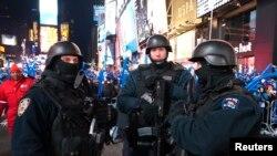 عکس آرشیوی از پلیس نیویورک