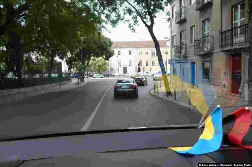 Автопробіг у Лісабоні