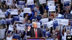 Trump ကို ပါတီတြင္း ေထာက္ခံမႈ ပိုေလ်ာ့ပါး