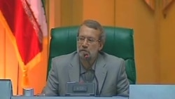 نامه لاریجانی به خامنه ای درباره بودجه