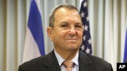 Menteri Pertahanan Israel, Ehud Barak (Foto: dok).