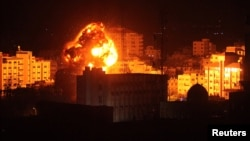 Последствия израильской бомбардировки Сектора Газа, 25 марта 2019 года