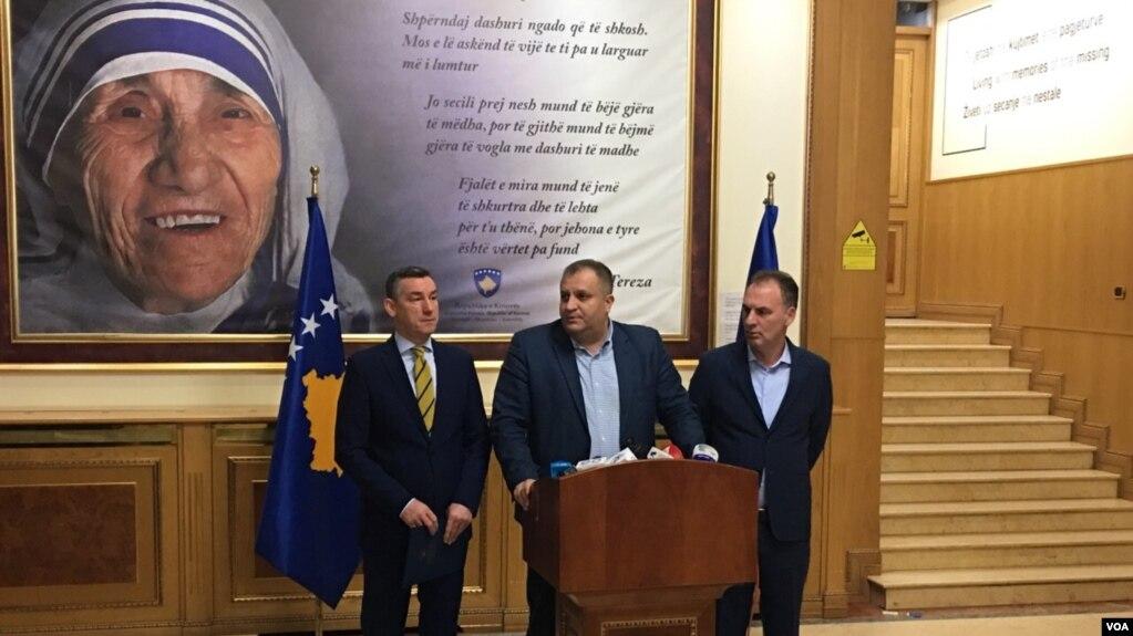 Kosovë, platforma e bisedimeve me Serbinë i dorëzohet parlamentit