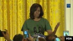 عکسهایی از جشن نوروزی در کاخ سفید