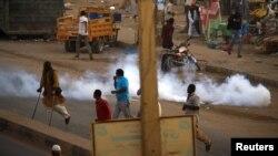 دست کم چهل نفر در سودان کشته شده اند.